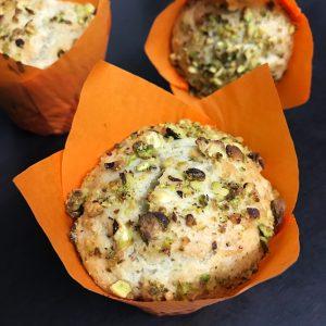 pistache muffin